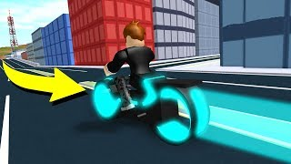 Download RIDING THE VOLT BIKE IN THE JAILBREAK MAP! (Roblox) Video