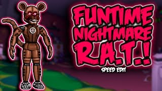 Download Funtime Nightmare R.A.T. | Speed Edit! Video