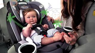 Download #Graco 4Ever All-in-1 Car Seat Video