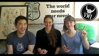 Download NaNoWriMo Virtual Write-In: 11/07/15 (Double-Up Donation Day!) Video