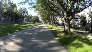 Download Quick Bike Tour of UBC Campus in Fall 2012 Video