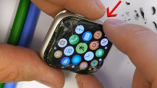 Download Glass Only Apple Watch 4 Screen Fix - NEARLY IMPOSSIBLE! Video