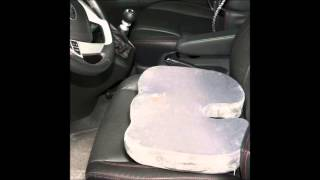 Download Memory Foam Seat Cushion For Cars Video