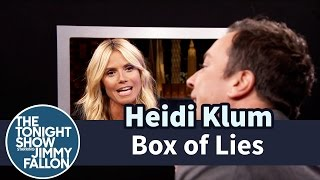 Download Box of Lies with Heidi Klum Video