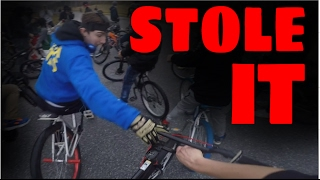 Download I STOLE MY BIKE BACK!! Video
