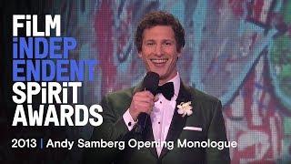 Download Andy Samberg Kicks Off the 2013 Spirit Awards Video