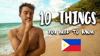 Download 10 Things You NEED to Know about the PHILIPPINES Video