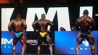 Download Mr. Olympia Open Class 2017 Comparisons Video