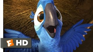 Download Rio (1/5) Movie CLIP - Real in Rio (2011) HD Video