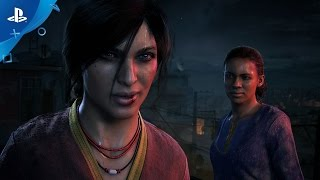 Download UNCHARTED: The Lost Legacy - PlayStation Experience 2016: Announce Trailer | PS4 Video