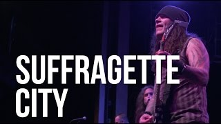 Download ″Suffragette City″ by David Bowie performed by Metal Allegiance Video