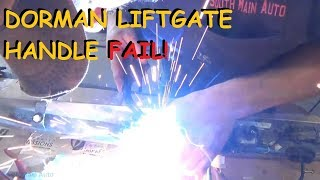 Download Another DORMAN PRODUCTS FAIL: Jeep Grand Cherokee Liftgate Handle Video