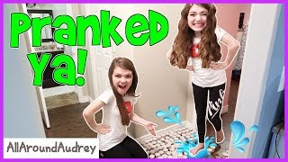 Download Pranking My Family And Friends / AllAroundAudrey Video