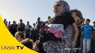 Download Professor Jane McAdam - The Refugee Convention Video
