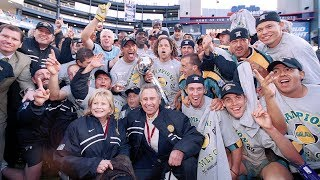 Download On this day in 2002: The LA Galaxy won their first of five MLS Cups Video