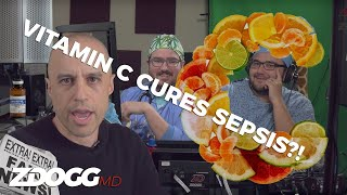 Download VITAMIN C CURES SEPSIS! and other #FakeNews? | Incident Report 006 | ZDoggMD Video