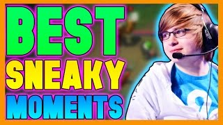 Download Best Sneaky Moments - League of Legends Video