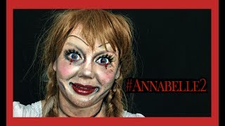 Download ANNABELLE 2 MAKEUP TUTORIAL! Video