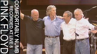 Download Pink Floyd - Comfortably Numb (Recorded at Live 8) Video