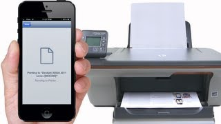 Download How to Print to ANY Printer from iPhone, iPod, iPad via Windows Video