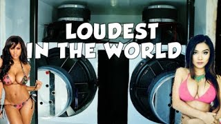 Download World's LOUDEST Cars EVER! EXTREME Car Audio Autorama 2015 Video
