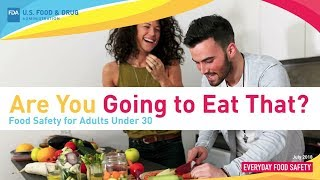 Download Are you Going to Eat That? Food Safety for Adults Under 30 Video