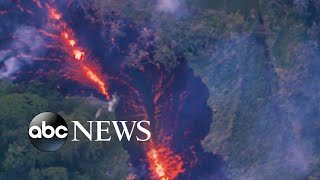 Download Hawaii braces for volcano's explosive steam eruption Video