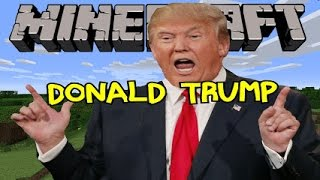 Download TRUMP: Do you want to build a wall Minecraft Trump parody Video