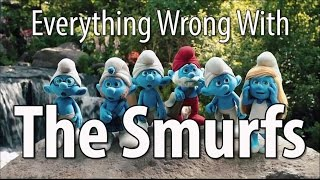 Download Everything Wrong With The Smurfs In 16 Minutes Or Less Video