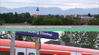 Download 2. Stammstrecke München: Das Projekt (DB Infomobil) Video