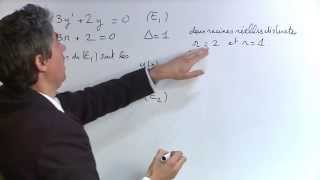 Download Exercice 7 (Equations différentielles) [06997] Video