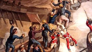 Download Frenchman stabs Englishman (Napoleonic Wars) Video