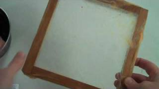 Download Stretching Silk Cocoons + Knitting from a Hankie (mawatta) Video