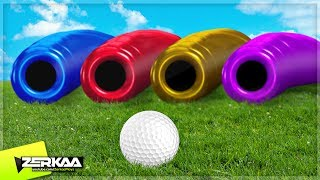 Download FIND THE HOLE IN ONE! (Golf It) Video