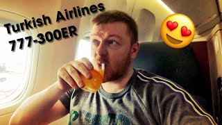 Download What's it like flying Turkish Airlines 777 Business Class? Video