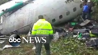 Download Brazilian Team Plane Crash: How Six Survived Video