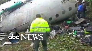 Download Brazilian Team Plane Crash: How Six Survived Video
