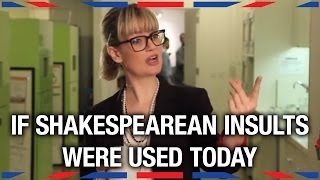Download If Shakespearean Insults Were Used Today - Anglophenia Ep 13 Video