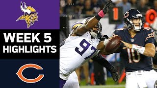Download Vikings vs. Bears | NFL Week 5 Game Highlights Video