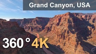 Download Grand Canyon, USA. 4K 360 video Video