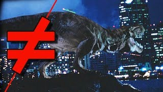 Download The Lost World: Jurassic Park - What's the Difference? Video