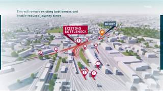 Download Derby Resignalling – improving future performance Video