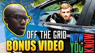 Download Disabling Nissan Leaf fake engine sounds with Car Guru Rich Video