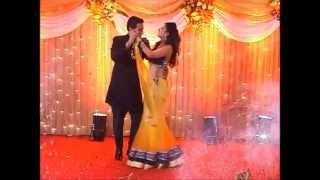Download Ricky & Yasmine sangeet dance Video