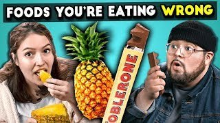 Download 5 Foods You're Eating Wrong | The 10s Video