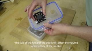Download How to Make a Smoke Generator Video