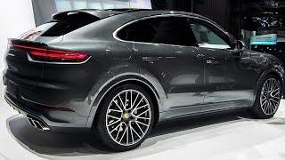 Download Porsche Cayenne Coupe (2020) - Walkaround Video