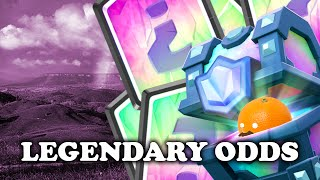 Download Clash Royale | Legendary Odds & Challenge Chests | Mathematical! Video