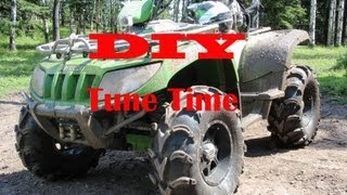 Download DIY ATV Tune up and Oil Change Video