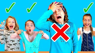 Download SABRE'S OUT!! In or Out Slime Challenge 3 By The Norris Nuts Video